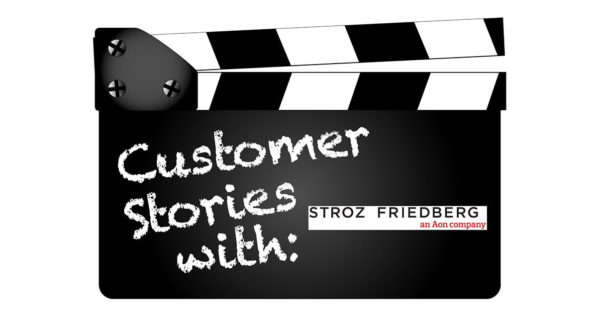 Customer Stories with Stroz Friedberg