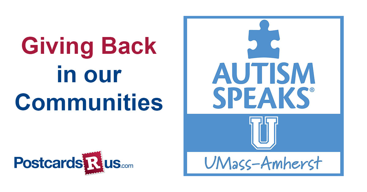 Giving back to Autism Speaks