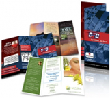 Brochures (tri-folds & more)