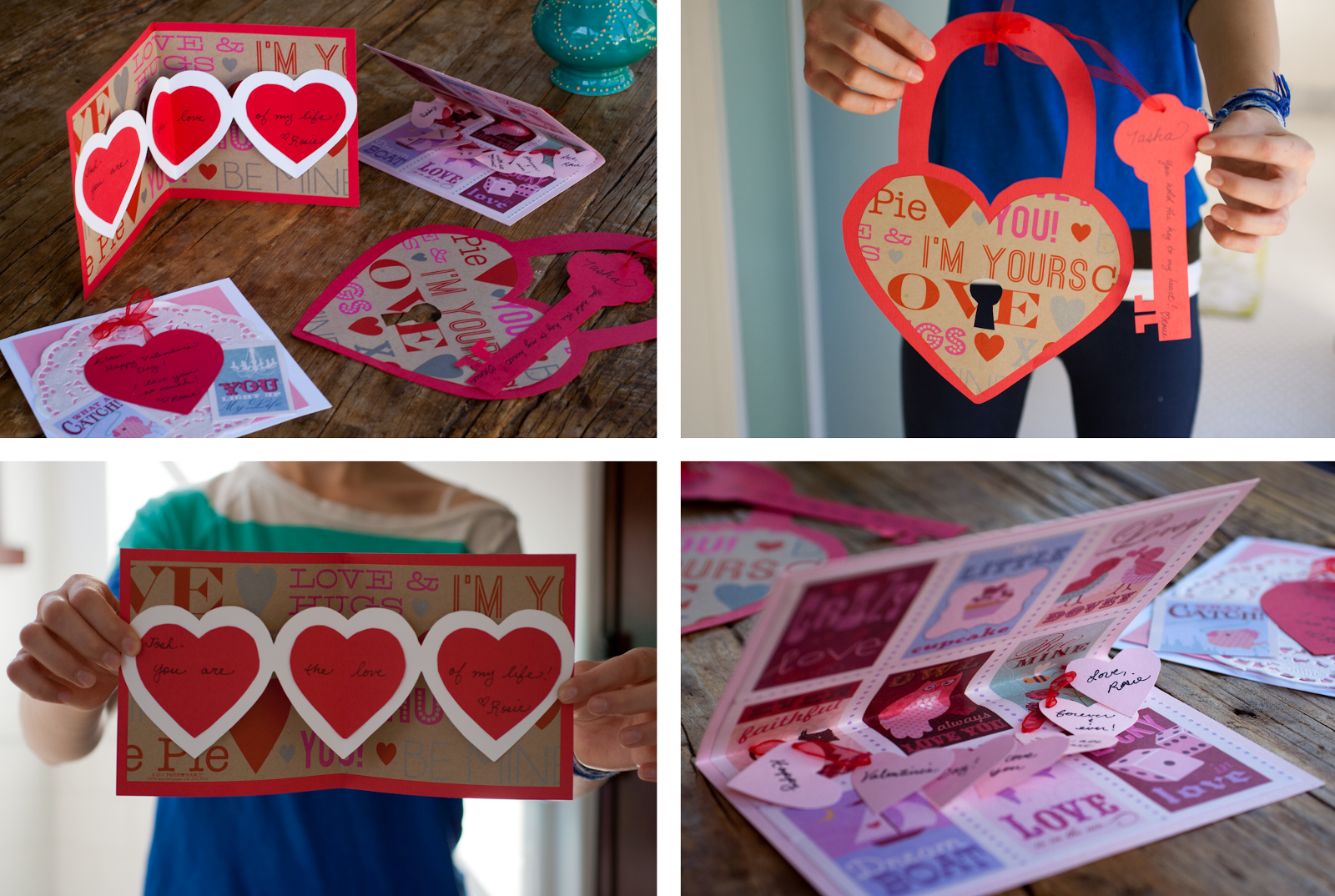 Custom Valentines Day Card Ideas Postcardsrus
