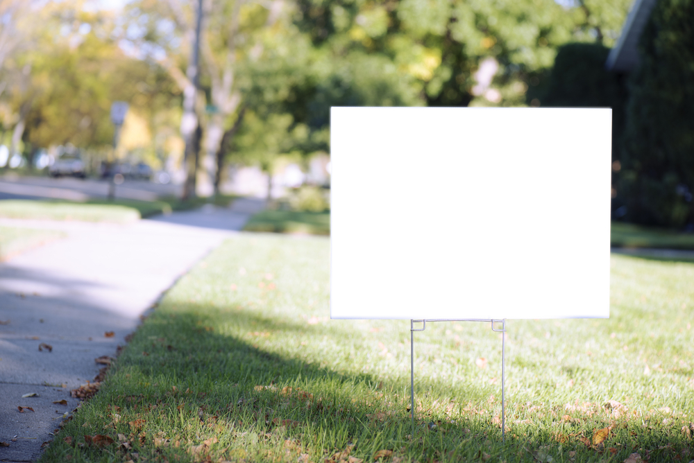 5 Reasons To Invest In Coroplast or Economy Yard Signs